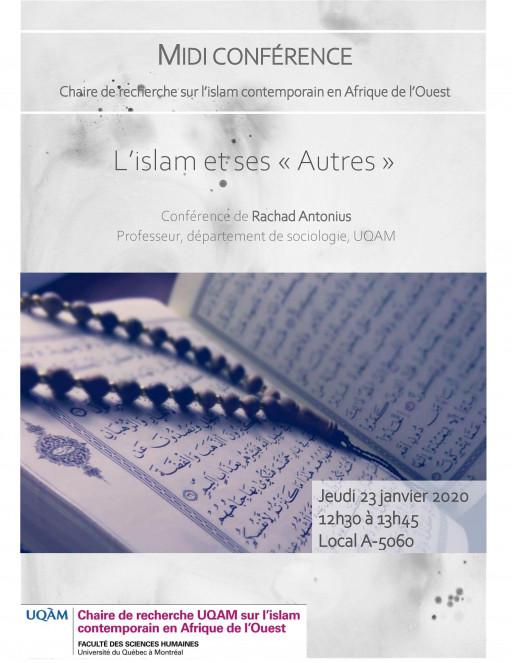 """L'islam et ses """"Autres"""""""