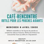 Café-rencontre: Outils pour les proches aidants