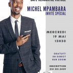 Michel Mpambara invité spécial