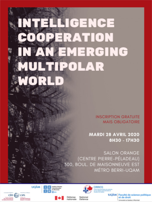 REPORTÉ - Intelligence Cooperation in an Emerging Multipolar World