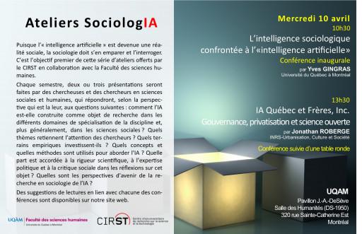 Ateliers SociologIA