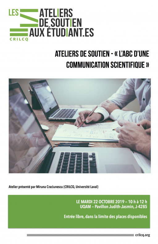 L'ABC d'une communication