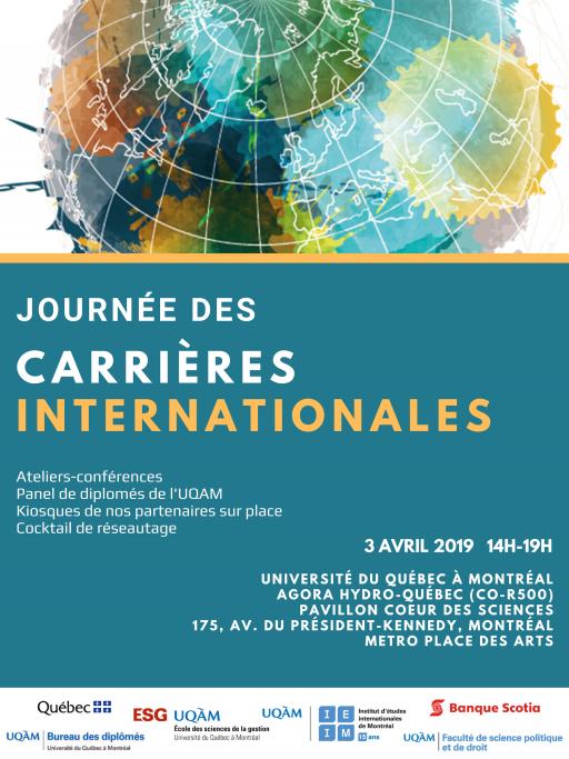 Journée des carrières internationales