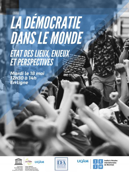 La démocratie dans le monde: état des lieux, enjeux et perspectives