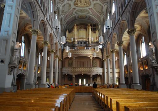 Visite guidée de l'Église du Gésu