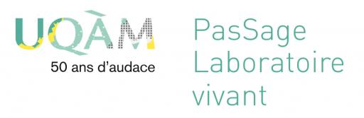 PasSage Laboratoire vivant: «Activité silhouettes : les enfants se dessinent dans les locaux de l'UQAM»
