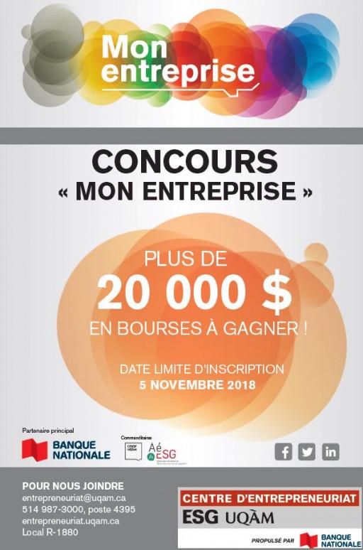 Concours Mon Entreprise