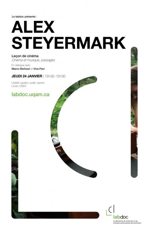 Leçon de cinéma avec Alex Steyermark : cinéma et musique, passages