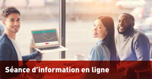 Séance d'information en ligne - Baccalauréat en économique