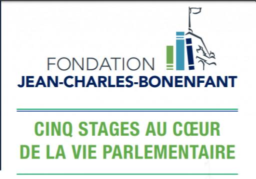 Clinique d'information sur le programme de Stages parlementaires à l'Assemblée nationale
