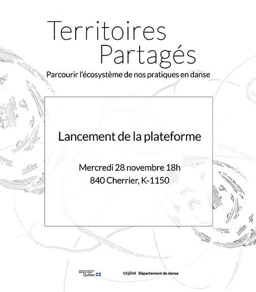 Territoires Partagés | Parcourir l'écosystème de nos pratiques en danse
