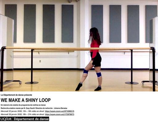 «We make a shiny loop», mémoire de création de N. Zoey Gauld