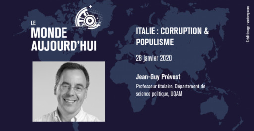 Italie : corruption et populisme