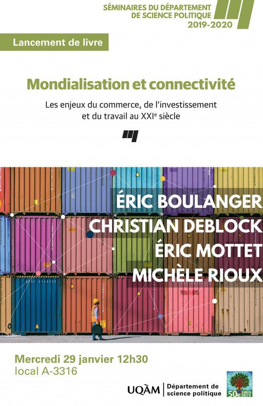 Mondialisation et connectivité: Les enjeux du commerce, de l'investissement et du travail au XXIe siècle