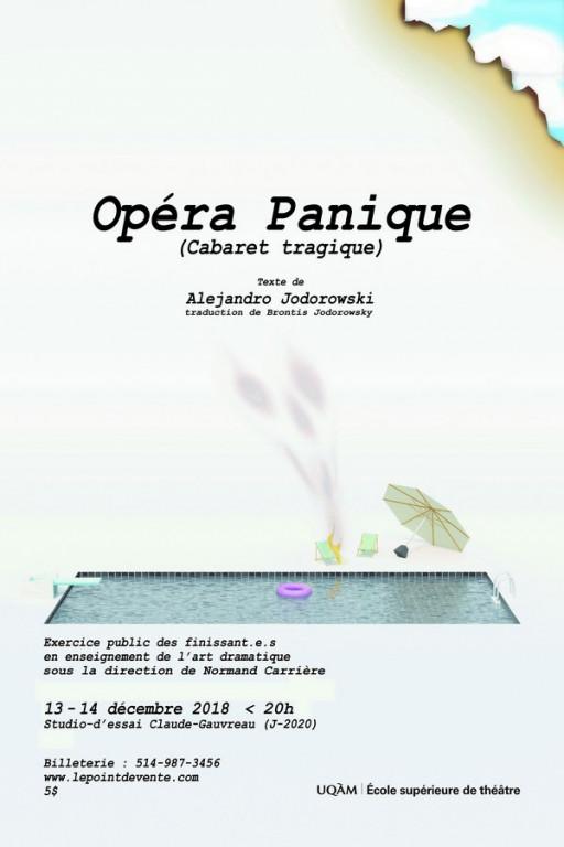 Opéra Panique | Cabaret tragique