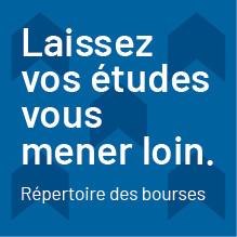 Atelier: «Soutien à la préparation de votre dossier de candidature»