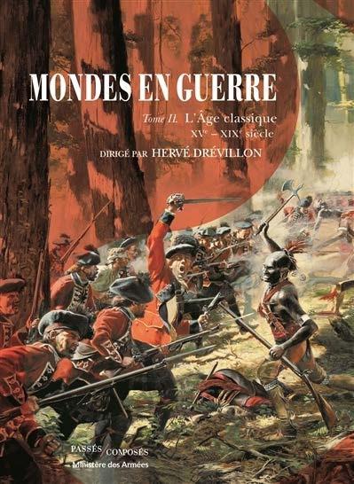 Café Histoire: «Mondes en guerre - Hervé Drévillon»