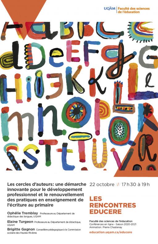 Rencontre Educere du 22 octobre