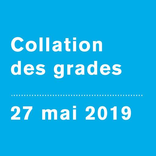 Collation des grades 2019 | Faculté des arts et Faculté des sciences de l'éducation