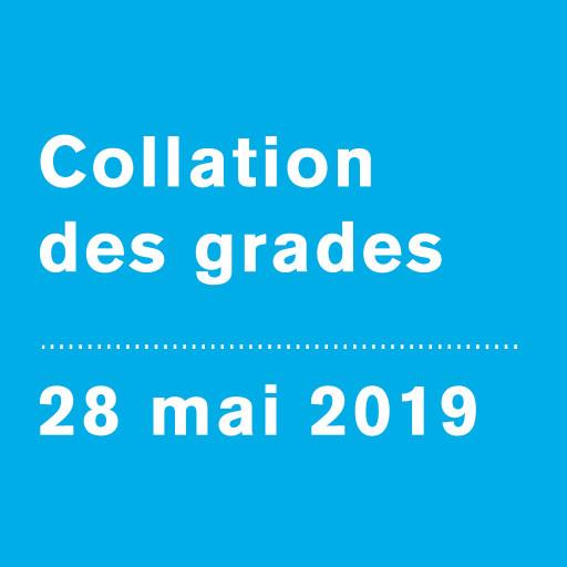 Collation des grades 2019 | Faculté des sciences et Faculté de science politique et de droit