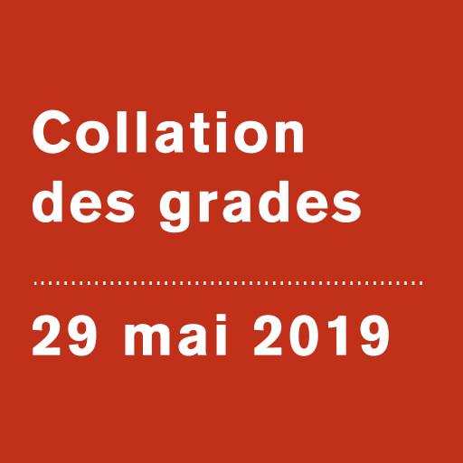 Collation des grades 2019 | ESG UQAM