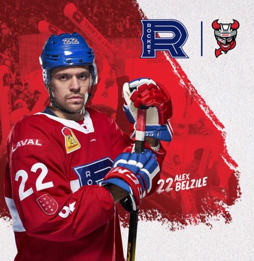 Match du Rocket de Laval vs Devils de Binghamton