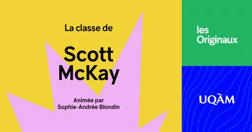 Les Originaux: Classe de Scott McKay