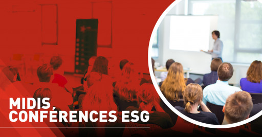 Midi-conférence ESG : Marque-Employeur - Miser sur la culture pour stimuler l'engagement