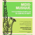 Les Midis-Musique