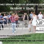 Danse en ligne / séances gratuites