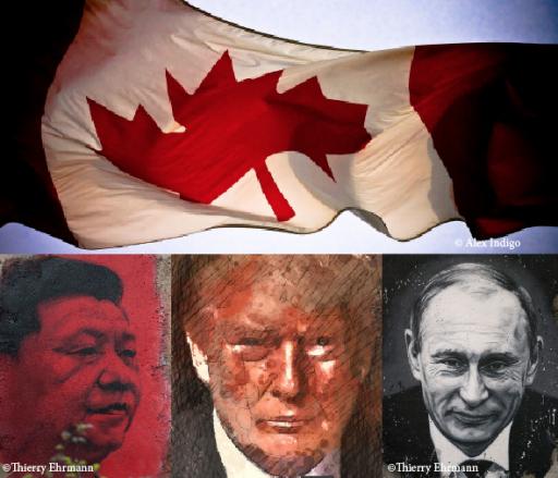 Trudeau, Trump, Xi et Poutine: à quoi s'attendre en 2019?