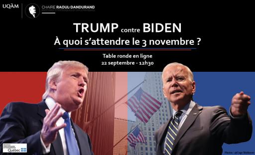 Trump contre Biden : À quoi s'attendre le 3 novembre?