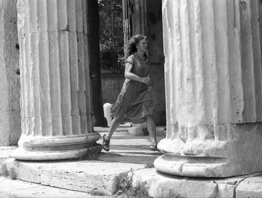 Françoise Sullivan. Les années 70