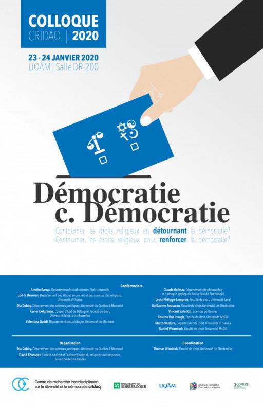 Démocratie c. Démocratie