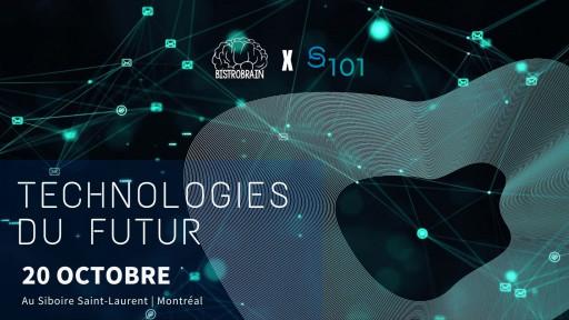 BistroBrain x Sciences 101 présentent: Technologies du futur