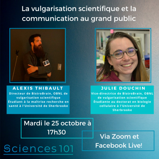 La vulgarisation scientifique et la communication au grand public