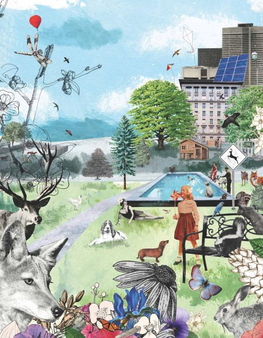 Cohabitation humains-animaux: chiens en ville