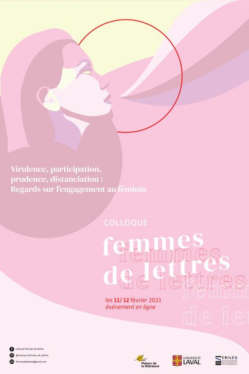 Colloque interuniversitaire: «Femmes de lettres»