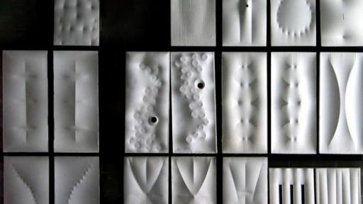 Le béton sous toutes ses coutures de l'artiste Mark West au Centre de design de l'UQAM