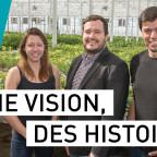 Une vision, des histoires - 35 ans du Fonds de solidarité FTQ