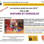 HISTOIRE ET CHOCOLAT
