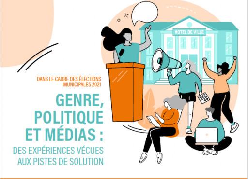 Genre, politique et médias: des expériences vécues aux pistes de solution