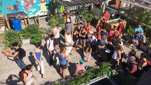 École d'été sur l'agriculture urbaine