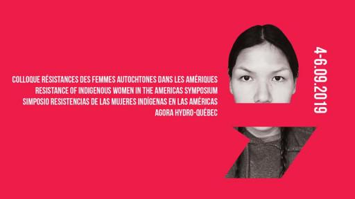 Colloque Résistances des femmes autochtones dans les Amériques