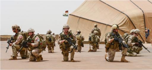 Opération IMPACT: Le renforcement des capacités de nos partenaires au Moyen-Orient