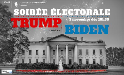 Soirée électorale américaine 2020