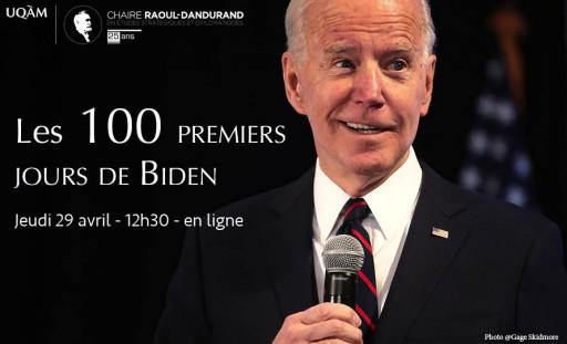 Les 100 premiers jours de Biden