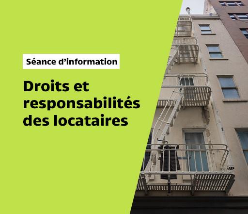 Droits et responsabilités des locataires et logements sociaux