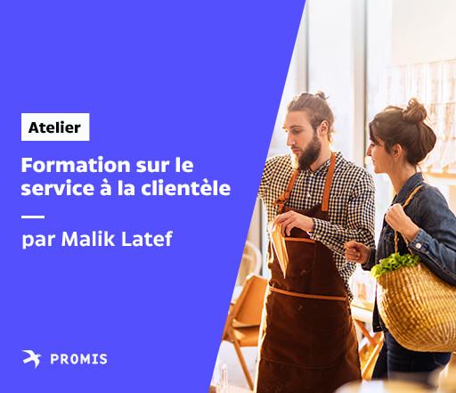 Formation sur le service à la clientèle dans le commerce de détail