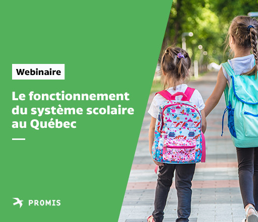 Le fonctionnement du système scolaire au Québec